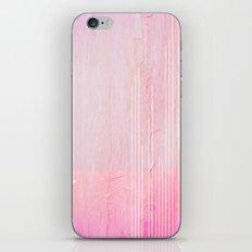 played as heard iPhone Skin