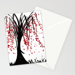 Tree 11 Stationery Cards