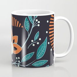 Dark flora 001 Coffee Mug