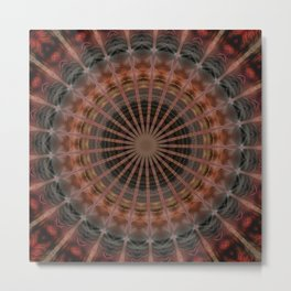 Some Other Mandala 234 Metal Print