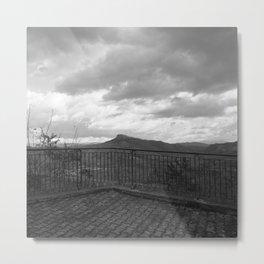 terrace Metal Print