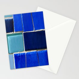 Blue Hues Stationery Cards