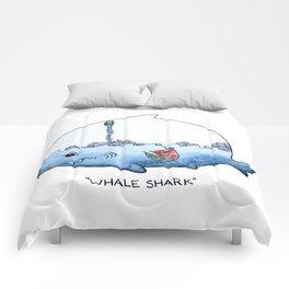 Whale Shark Comforters