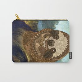 Sloth Lisa Carry-All Pouch