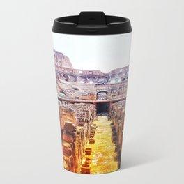 The Lions Den Metal Travel Mug