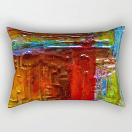 EGYPTIAN Hieroglyphics Rectangular Pillow