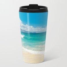 Hawaii Beach Treasures Travel Mug