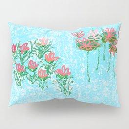 WATER LILYS  (lilies) Pillow Sham