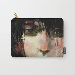 Poster Girl Carry-All Pouch