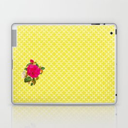 Floral Geometric Laptop & iPad Skin