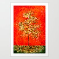 The Peace of Solitude  Art Print