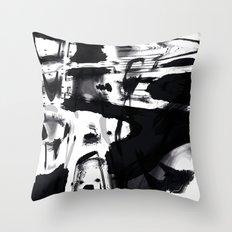 Pareidolia – Hidden faces part 2 Throw Pillow