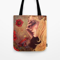 A Poisonous Prince Tote Bag