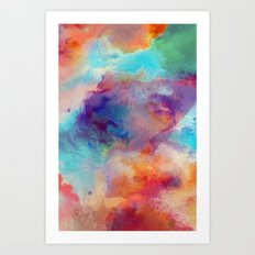 Gossamer  Art Print
