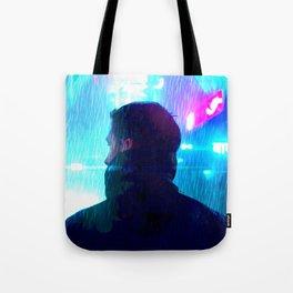 BLADE RUNNER | Painting | PRINTS | Blade Runner 2049 | #M12 Tote Bag