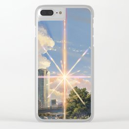 Your Name Clear iPhone Case