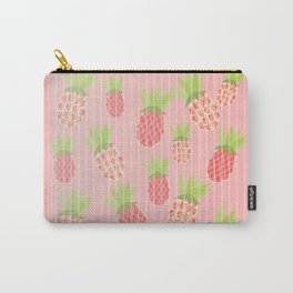 Pineapple Rain Carry-All Pouch