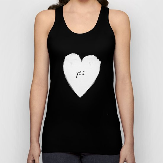 yes! Unisex Tank Top