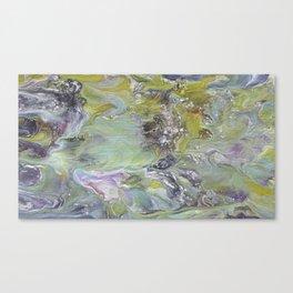 Zaria's Swirl Canvas Print
