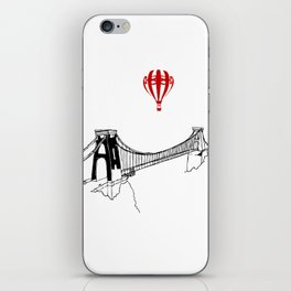 Clifton Bridge   iPhone Skin