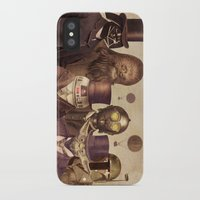 iggy pop iPhone & iPod Cases featuring Victorian Wars  by Terry Fan