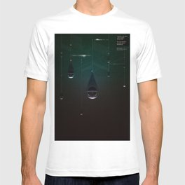 Deatheaters: Facebook Shapes & Statuses T-shirt
