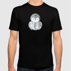 Sparrow MEDIUM Black Mens Fitted Tee