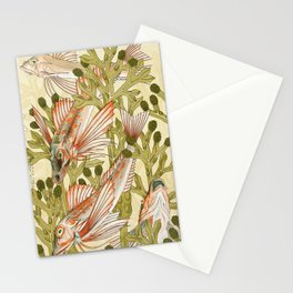 Maurice Pillard Verneuil - Rouget from L'animal dans la décoration Stationery Cards