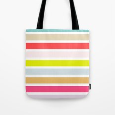 Stripes Tote Bag