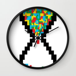 Game-Time Wall Clock