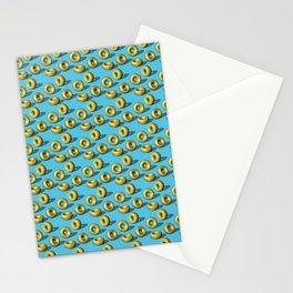 Yuzu Sprinkles Doughnuts Stationery Cards