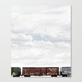 Train 2 Canvas Print