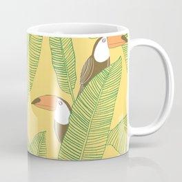 Summer With Toucan Coffee Mug