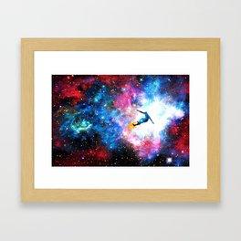 Bobby Betelgeuse Framed Art Print