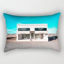 Marfa Pr@da Rectangular Pillow
