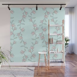 Blossom / Pattern Wall Mural