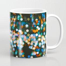 The Blurred Lights (Color) Coffee Mug