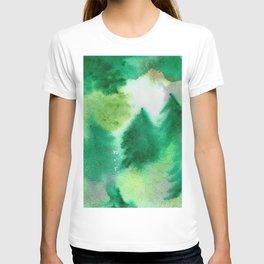 Forest Blanket T-shirt
