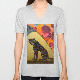 Wild Hearts Party Unisex V-Neck