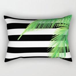Simply Tropical Stripes Rectangular Pillow
