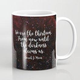 We Are The Thirteen Coffee Mug