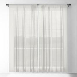 Dangle in Windsor Pink ~ Stone White Sheer Curtain