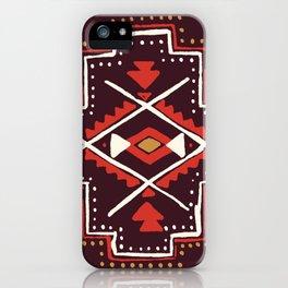 Catchiungo iPhone Case