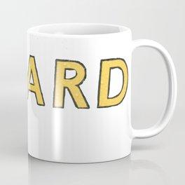 Guard Coffee Mug