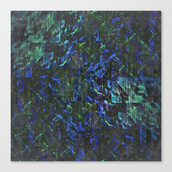 Shimmer Canvas Print