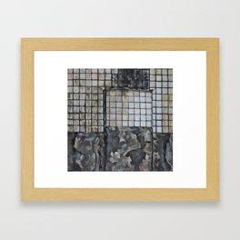 6 Ave Framed Art Print