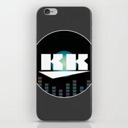 DJ KK iPhone Skin