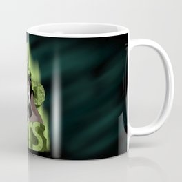 """""""I'm surrounded by idiots"""" (Scar - The Lion King) Coffee Mug"""