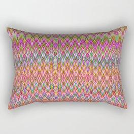 Missoni Style Rectangular Pillow