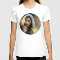 belle T-shirts featuring Belle by Rose's Creation